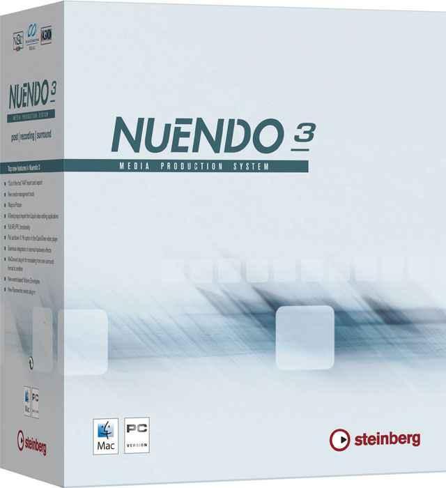 Steinberg Nuendo 3.2 Rus.